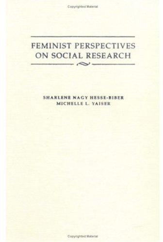 9780195171747: Feminist Perspectives on Social Research