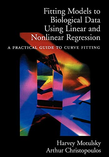 9780195171808: Fitting Models to Biological Data Using Linear and Nonlinear Regression: A Practical Guide to Curve Fitting