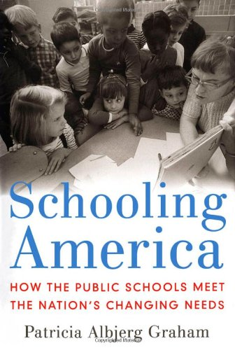 9780195172225: Schooling America: How the Public Schools Meet the Nation's Changing Needs (Institutions of American Democracy Series)