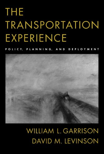 9780195172515: The Transportation Experience: Policy, Planning, and Deployment