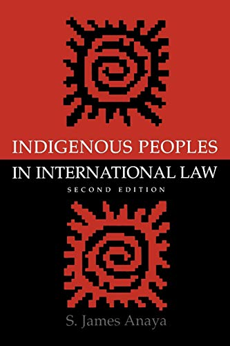 9780195173505: Indigenous Peoples in International Law