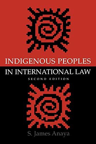 9780195173505: Indigenous Peoples in International Law