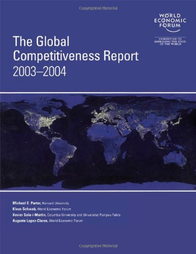 9780195173604: The Global Competitiveness Report 2003-2004
