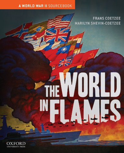 9780195174427: The World in Flames: A World War II Sourcebook
