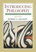 9780195174625: Introducing Philosophy: A Text with Integrated Readings