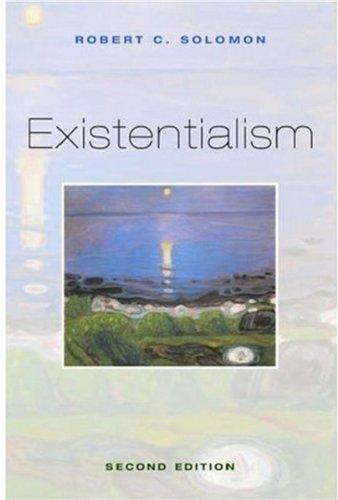 9780195174632: Existentialism