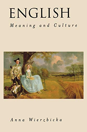 9780195174755: English: Meaning and Culture