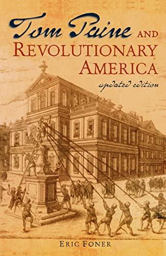 9780195174854: Tom Paine and Revolutionary America