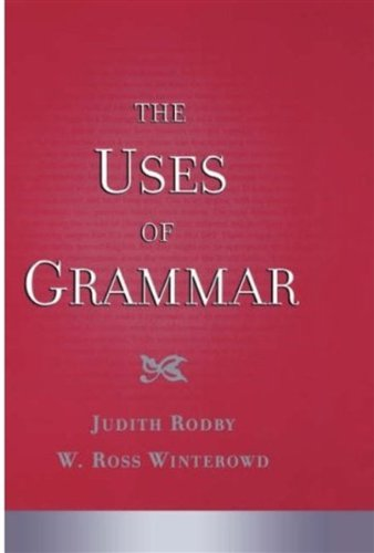The Uses of Grammar: Judith Rodby, W.