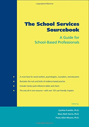 9780195175233: The School Services Sourcebook: A Guide for School-Based Professionals