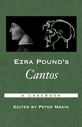 9780195175295: Ezra Pound's Cantos: A Casebook (Casebooks in Criticism)