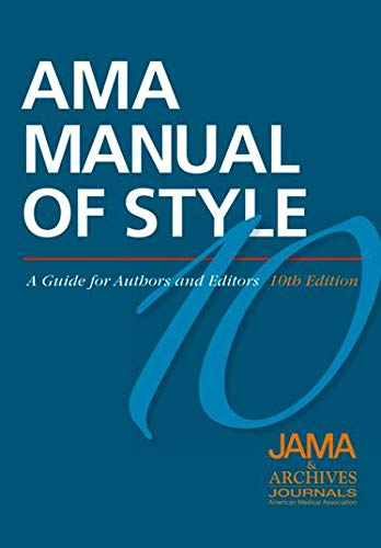 9780195176339: AMA Manual of Style: A Guide for Authors and Editors