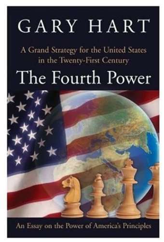 9780195176834: The Fourth Power: A Grand Strategy for the United States in the Twenty-First Century
