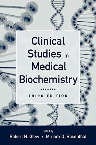 9780195176872: Clinical Studies in Medical Biochemistry