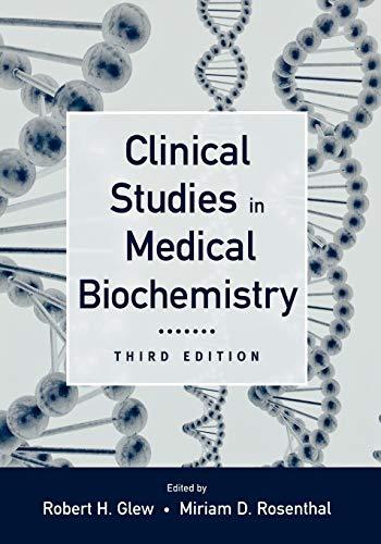 9780195176889: Clinical Studies in Medical Biochemistry