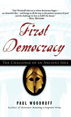 9780195177183: First Democracy: The Challenge of an Ancient Idea