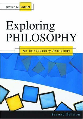 9780195177626: Exploring Philosophy: An Introductory Anthology