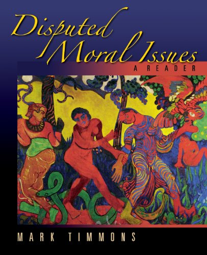 9780195177633: Disputed Moral Issues: A Reader