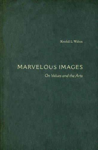 9780195177947: Marvelous Images: On Values and the Arts