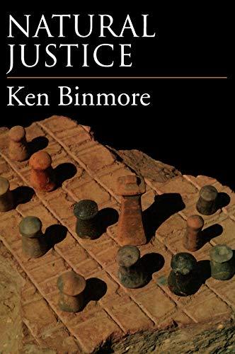 9780195178111: Natural Justice