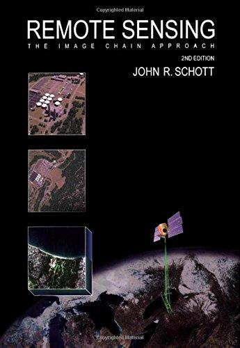 Remote Sensing: The Image Chain Approach: John R. Schott