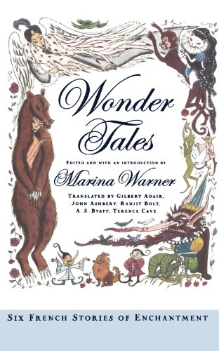 Wonder Tales: Six French Stories of Enchantment: Sophie Herxheimer