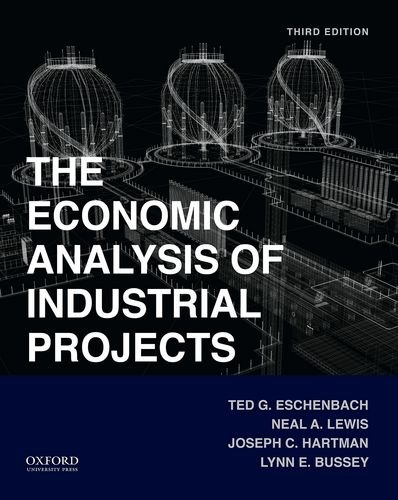 9780195178746: Economic Analysis of Industrial Projects
