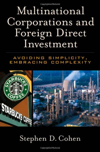 9780195179354: Multinational Corporations and Foreign Direct Investment UNsimplified