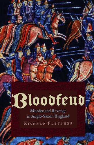 9780195179446: Bloodfeud: Murder and Revenge in Anglo-Saxon England