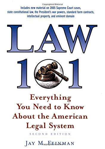 9780195179576: Law 101: Everything You Need to Know about the American Legal System