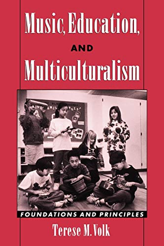 9780195179750: Music, Education, and Multiculturalism: Foundations and Principles
