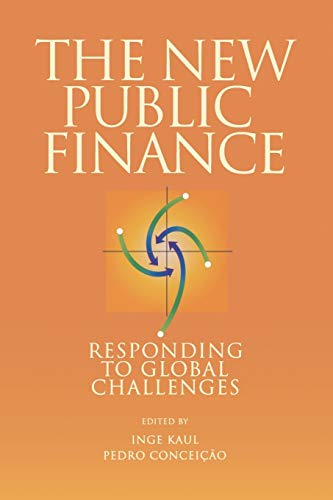 The new public finance: responding to global challenges.