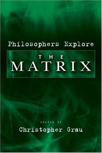 9780195181067: Philosophers Explore The Matrix