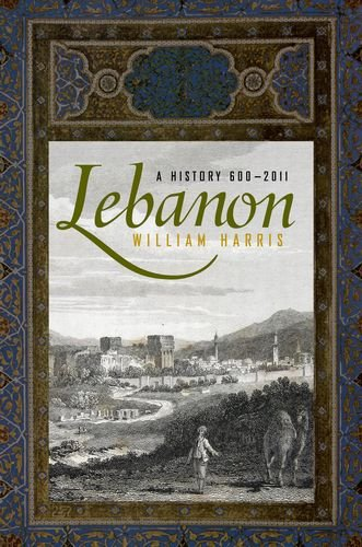 9780195181111: Lebanon: A History, 600-2011 (Studies in Middle Eastern History)