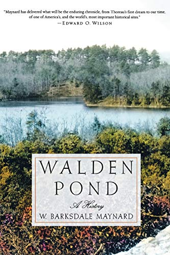 9780195181371: Walden Pond: A History