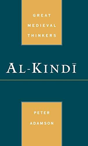 9780195181425: Al-Kindi (Great Medieval Thinkers)