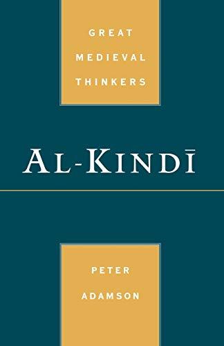 9780195181432: Al-Kindi (Great Medieval Thinkers)