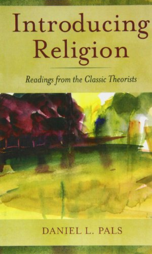 9780195181487: Introducing Religion: Readings from the Classic Theorists