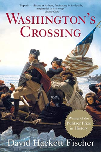 Washington's Crossing (Paperback): Fischer, David Hackett
