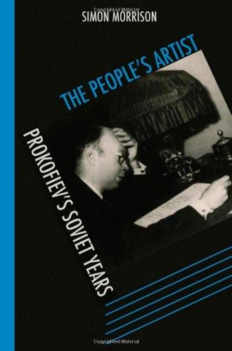 9780195181678: The People's Artist: Prokofiev's Soviet Years