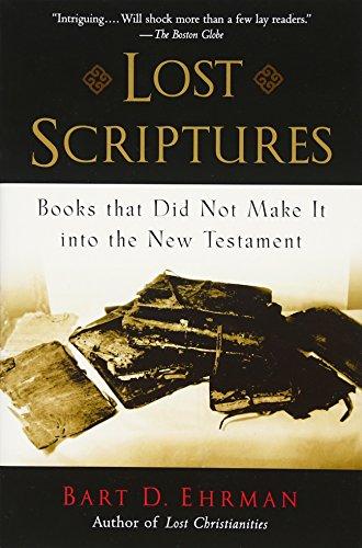9780195182507: Lost Scriptures