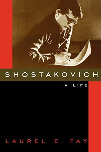 9780195182514: Shostakovich: A Life
