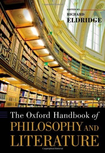 9780195182637: The Oxford Handbook of Philosophy and Literature (Oxford Handbooks)