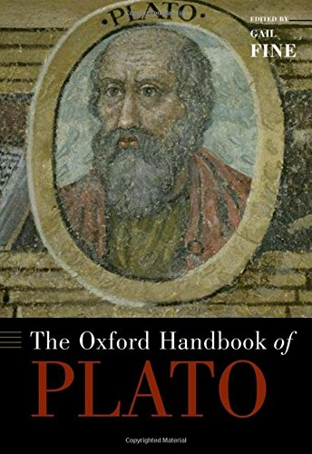 9780195182903: The Oxford Handbook of Plato (Oxford Handbooks)