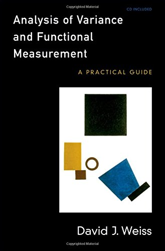 9780195183153: Analysis of Variance and Functional Measurement: A Practical Guide includes CD-ROM