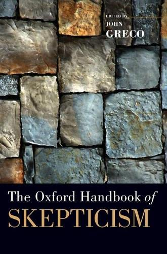 9780195183214: The Oxford Handbook of Skepticism