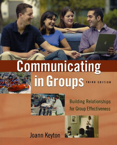 9780195183436: Communicating in Groups: Building Relationships for Group Effectiveness