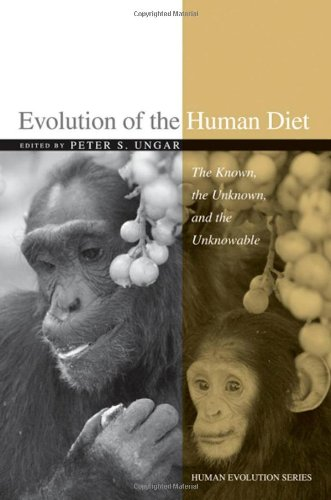 9780195183467: Evolution of the Human Diet: The Known, the Unknown, and the Unknowable