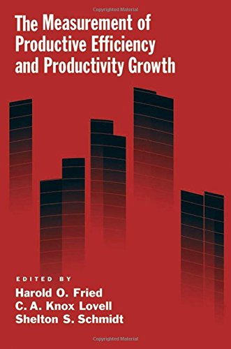 9780195183528: The Measurement of Productive Efficiency and Productivity Growth