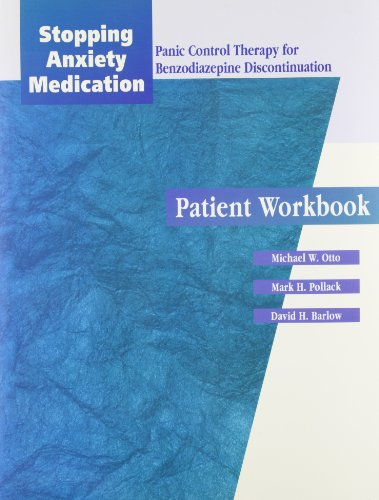 Stopping Anxiety Medication (SAM): Panic Control Therapy for Benzodiaepine Discontinuation Patient ...